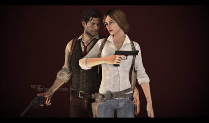 The Evil Within - Sebastian and Julie