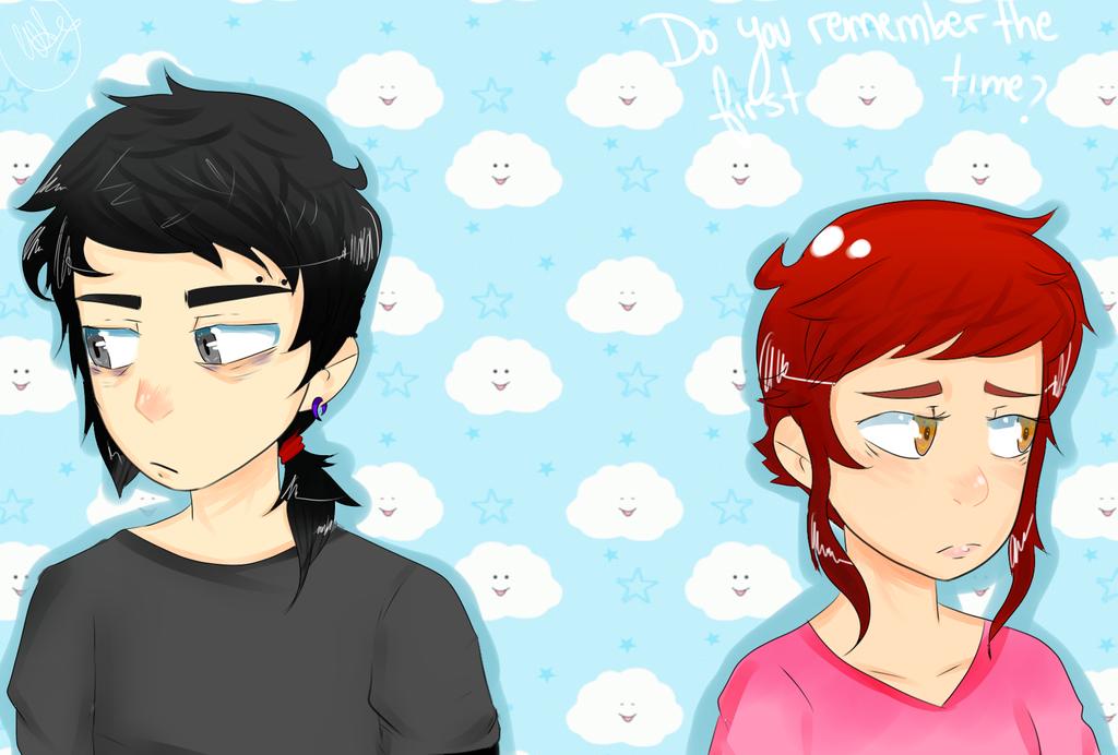 Lance y Emi [SoySheik] by CamiiStyles
