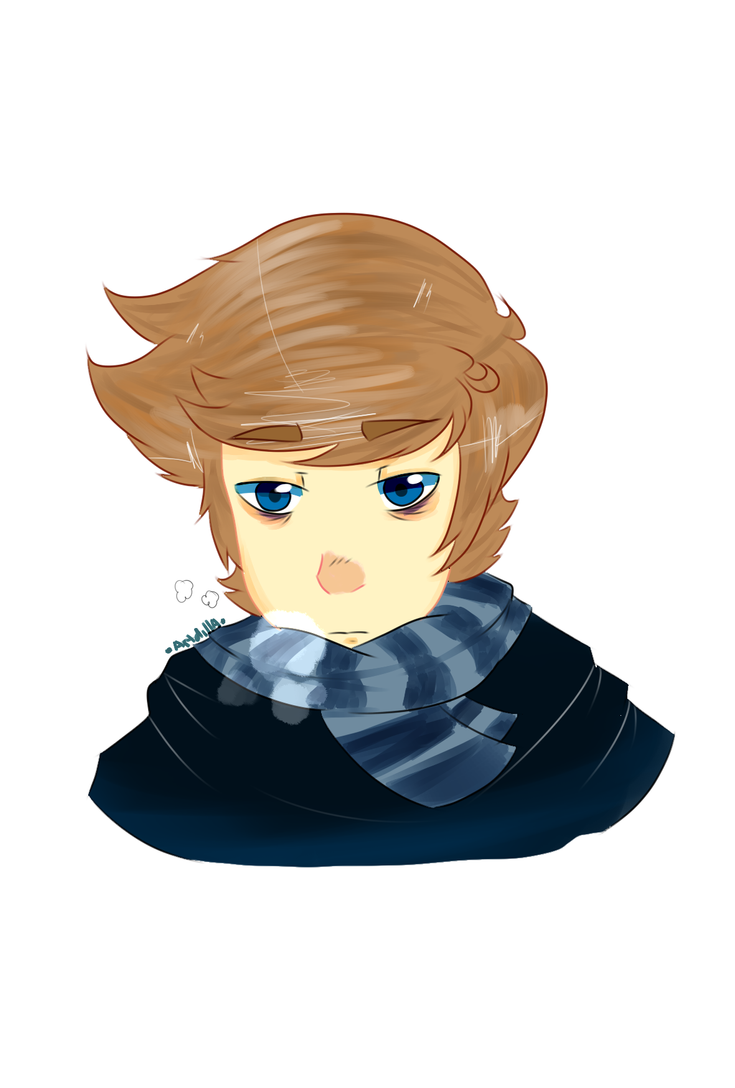 It's so cold. by CamiiStyles