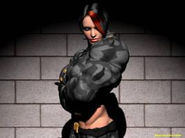 Soviet Superwoman 3 by wardrider99