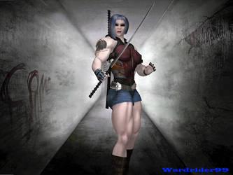 Deadly Future by wardrider99