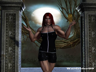 Night of Dreams by wardrider99