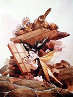 The Chocolate Fairy by aridante