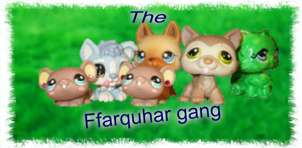 The Ffarquhar gang by JadeTheDayDreamer