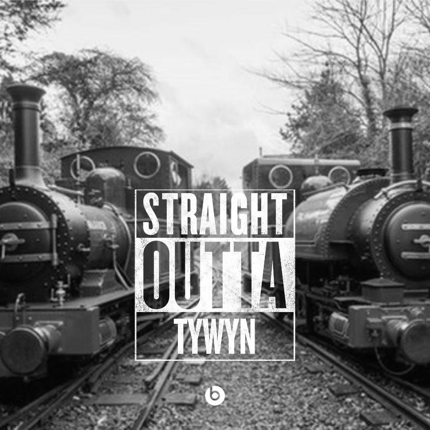 Straight Outta Tywyn by JadeTheDayDreamer