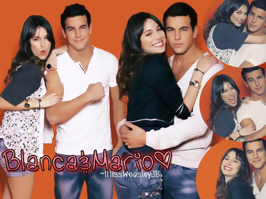 Mario Casas couple