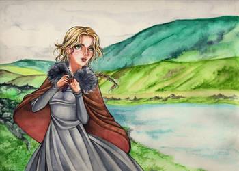 Laxdaela Saga: Gudrun Osvifursdottir
