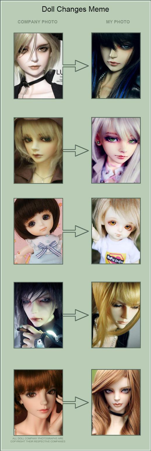 Doll Changes Meme by dollstars