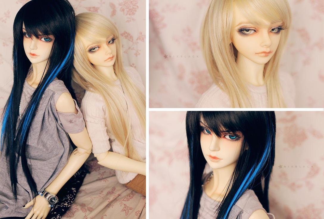 Rose + Bell by dollstars