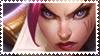 Debonair Vi Stamp by Junelle-O