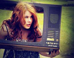 omg, I'M ON TV by heavens-drive