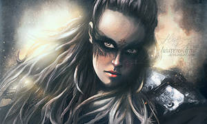 Blood must be paid in blood / Lexa The 100 by heavens-drive