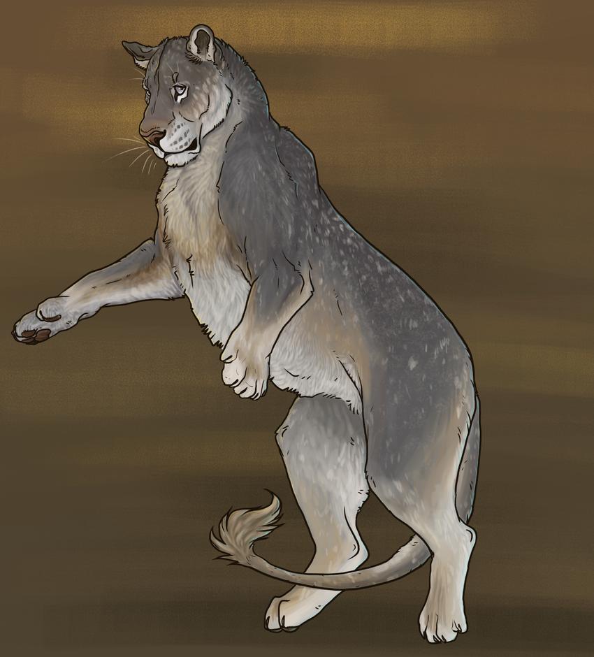 Lioden lioness comm 2 by Minionwolf711