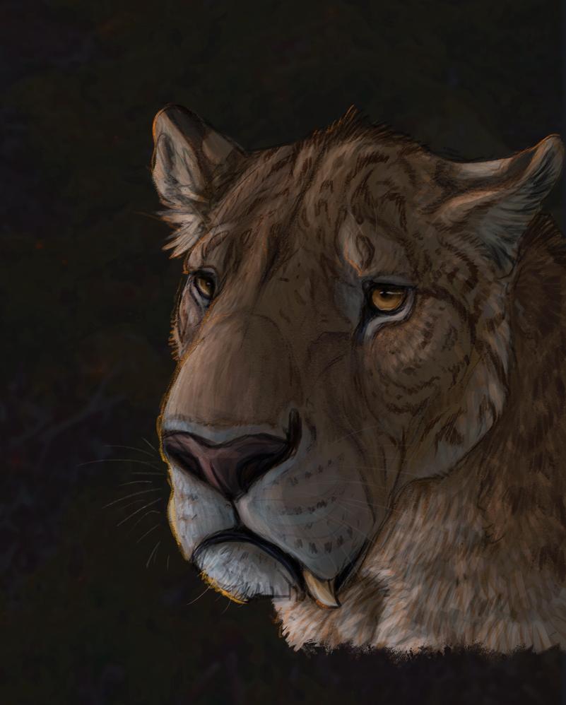 Smilodurn by Minionwolf711