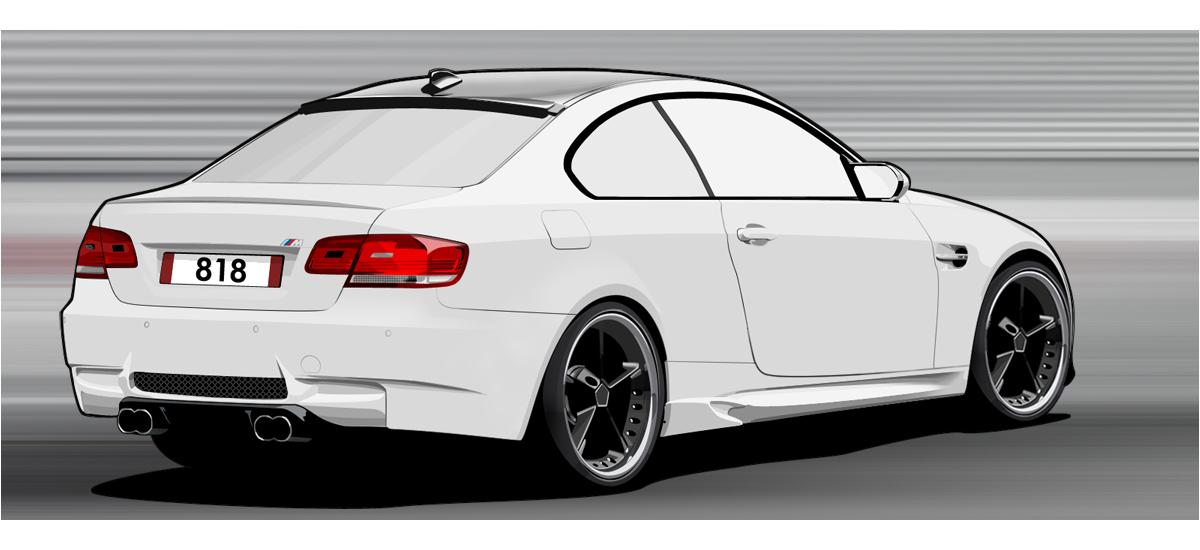 BMW M3 Custom by myxz on DeviantArt
