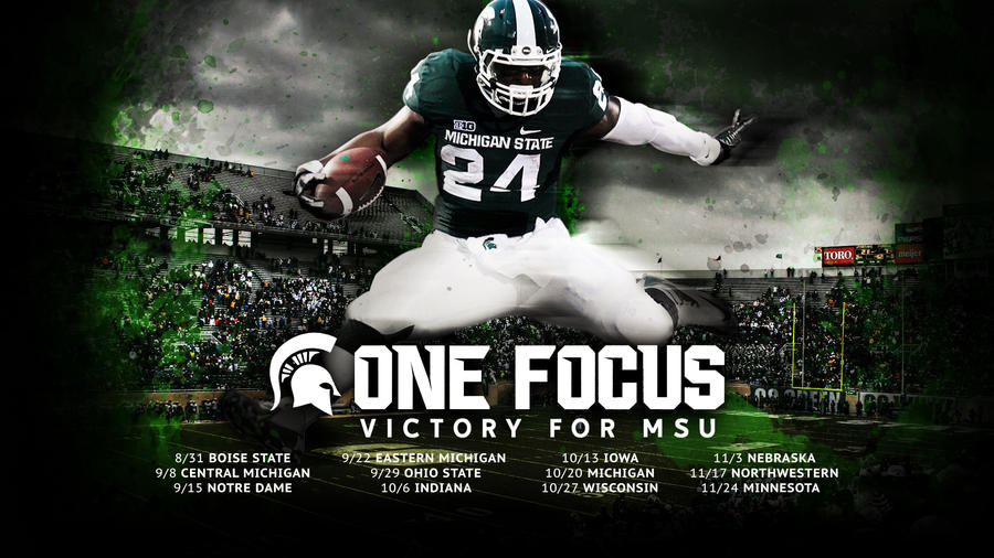 gallery for michigan state wallpaper 2013