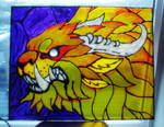 Stained Glass Charr