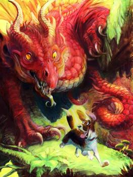 Dragon and the Dog