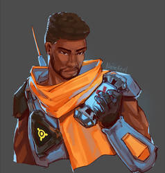quick Baptiste painting by NoiteAzul