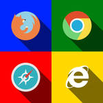 Flat Browsers