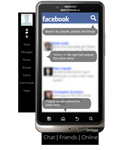 Mobile Facebook Redesign