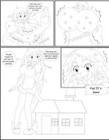 Outside Waitress pg 2 by Oxdarock