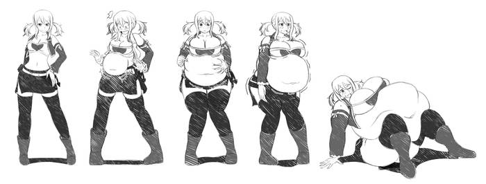 (COM) Lucy Gets Weight Down