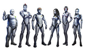 Free Will Robots