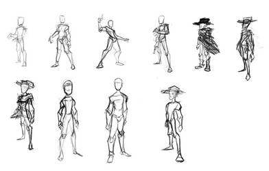 Gunslinger Concept
