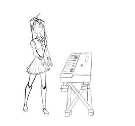 Concept 3 - Piano Girl