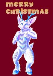 Reindeer games featuring Zephyr! by LadyNightLight