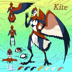 Kite the Kestral