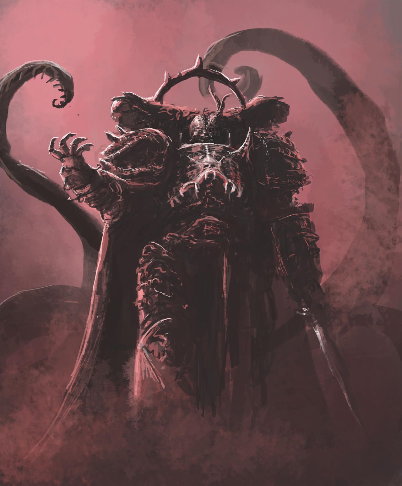 Chaos Lord by GorkeChaos on DeviantArt
