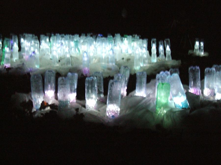 the bottled light 2 by ChiyoMiya