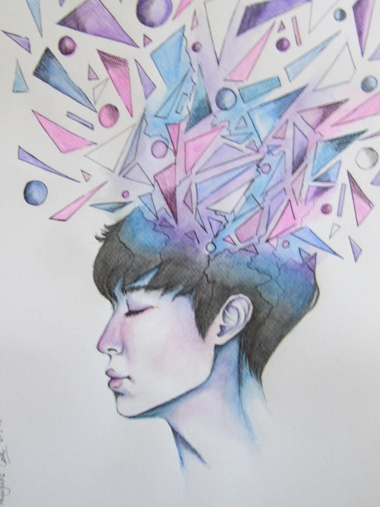 Shattered mind by ChiyoMiya