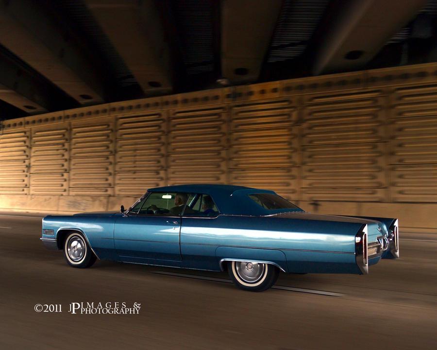 1966 Cadillac by bullethead321