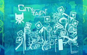 City of Talent by Aikuza by Aikuza
