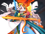 Hero of Colors by Aikuza by Aikuza