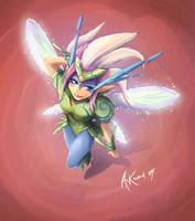 Fairy passion by Aikuza