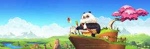 Momonga Pinball Adventures - Heroes