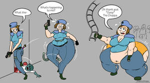 Resident Evil Jill WG