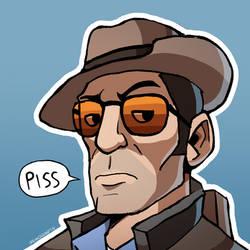 Sniper Gaming BLUE