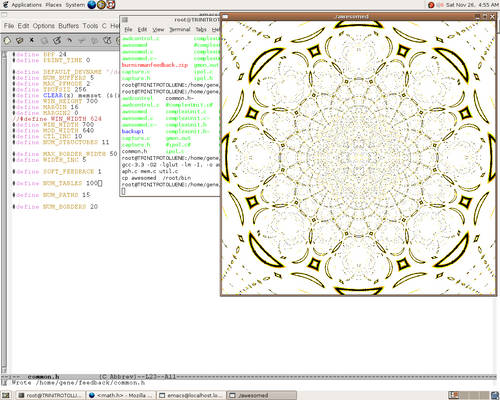 here is a fractal - 4