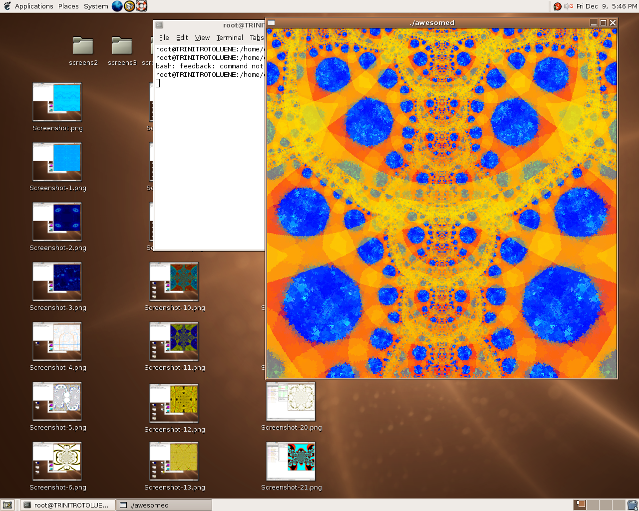 here is a fractal - 6 by dbqpdb