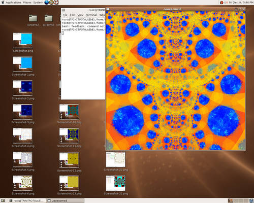 here is a fractal - 6