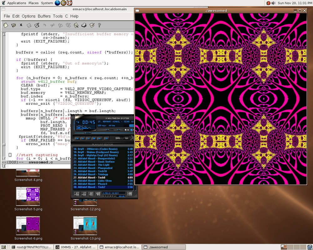 here is a fractal - 9 by dbqpdb