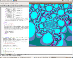here is a fractal - 15