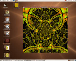 here is a fractal - 22