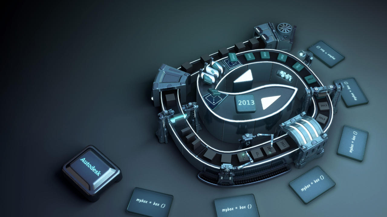 3ds max logo by victorms on deviantart