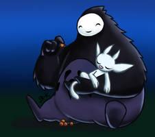 Ori and Naru by JRockMan